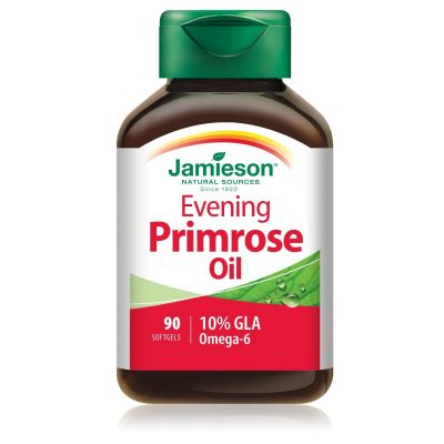 JAMIESON  EVENING PRIMROSE  500MG 90CAP