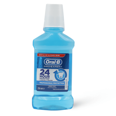 Oral-B Mouthwash Pro Expert Protect - 250 Ml