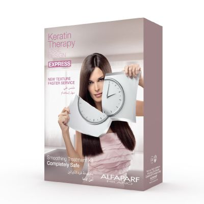 KERATIN THERAPY H/RELAX SMOOTHING KIT