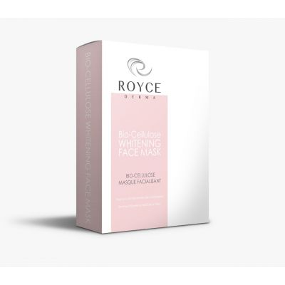 ROYCE CELLULOSE WHITENING FACE MASK